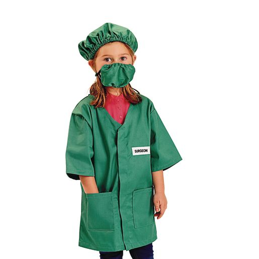 Image of Excellerations Surgeon Classic Career Costume