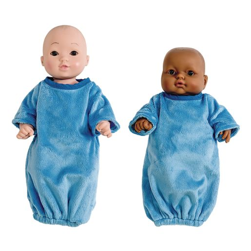 "Excellerations 10""-12"" Multi-Size Doll Sleepwear_1"