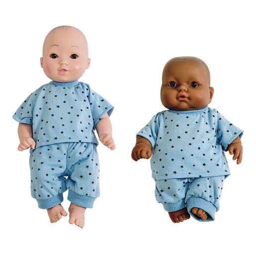 "Excellerations 10""-12"" Multi-Size Doll Sleepwear"