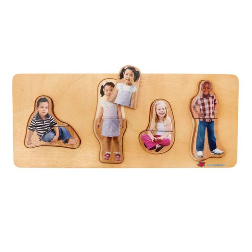 Image of Environments Toddler Photo Puzzles- Children