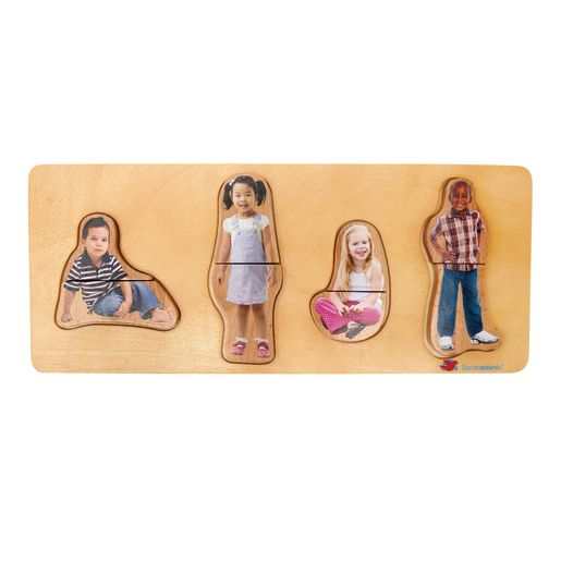 Environments® Toddler Photo Puzzles- Children