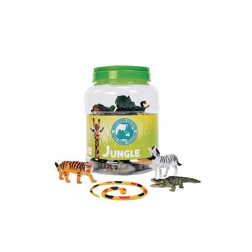 Jungle Animal Bucket Set of 31 Pieces