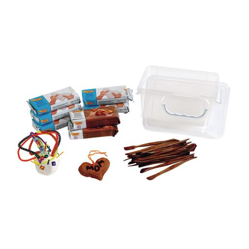 Jovi® Air-Dry Clay Classroom Pack with Tools