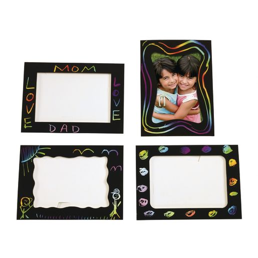 Colorations® Scratch Designs Stand-Up Frames Set of 12_2