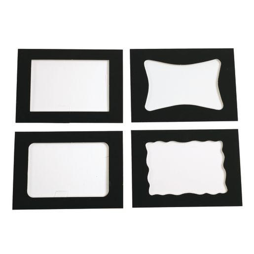Colorations® Scratch Designs Stand-Up Frames Set of 12_3
