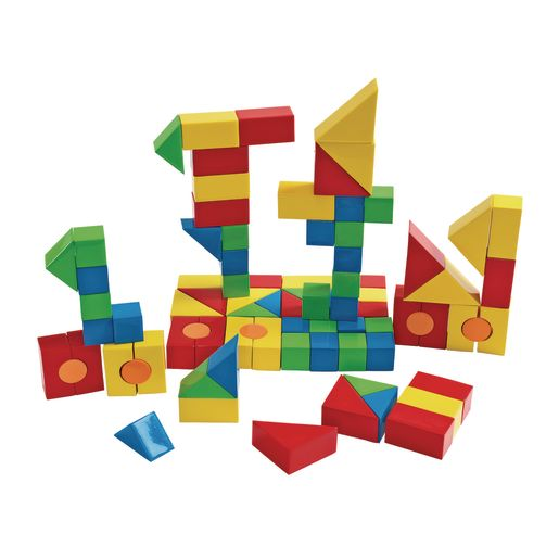84-Piece Environments earlySTEM Sticky Blocks Set of 3