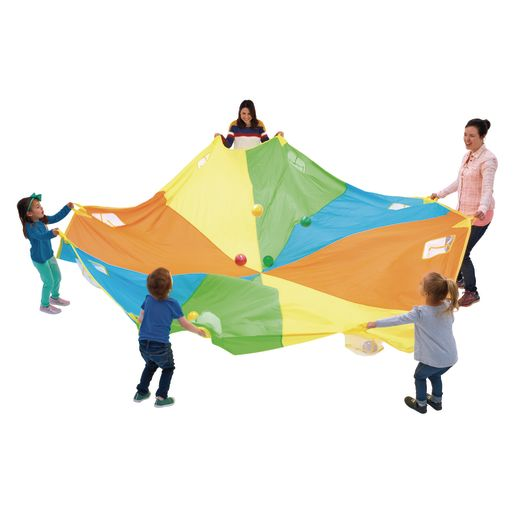 Image of Excellerations Pocket Parachute 12' Wide, 12 Handles