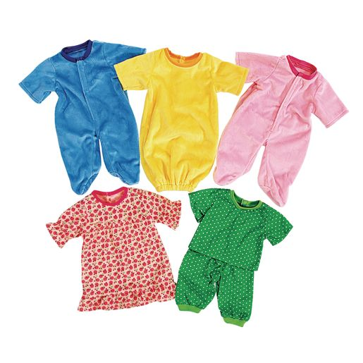 Image of Excellerations 13-17 Multi-Size Doll Sleepwear