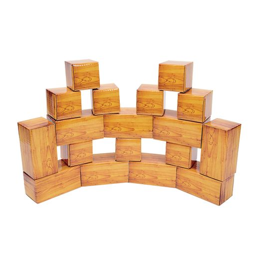 Excellerations® Scenery Blocks Set of 54