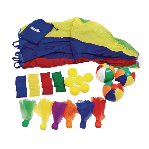 Image of Parachute Play Pack 28 Pieces