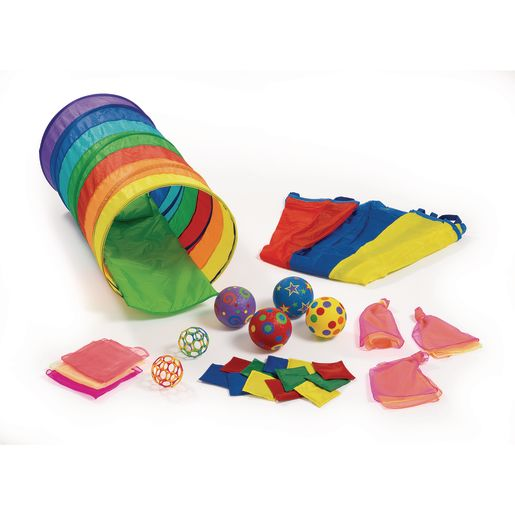 Image of Toddler Activity Kit 32 Pieces with Storage