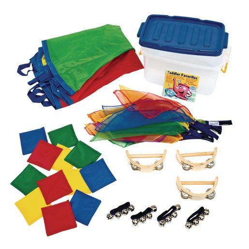 Image of Toddler Music & Movement Kit