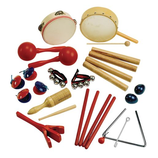 Image of 15-Piece Super Player Rhythm Set