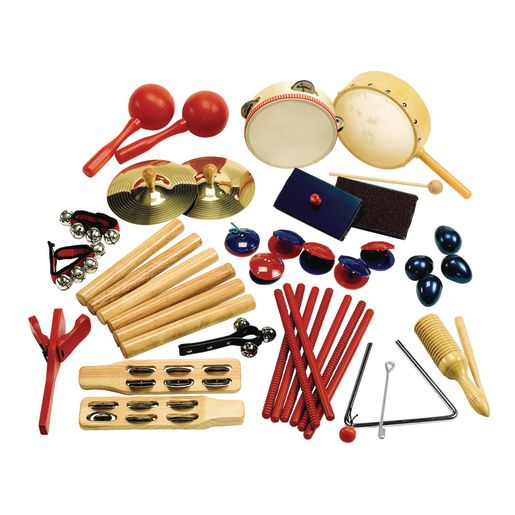 25-Piece Super Player Rhythm Set