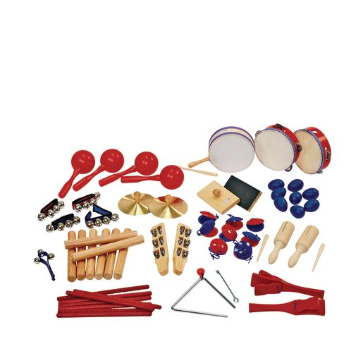 35-Piece Super Player Rhythm Set