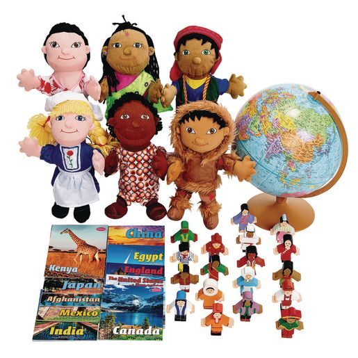 Image of Excellerations World Culture Exploration Kit