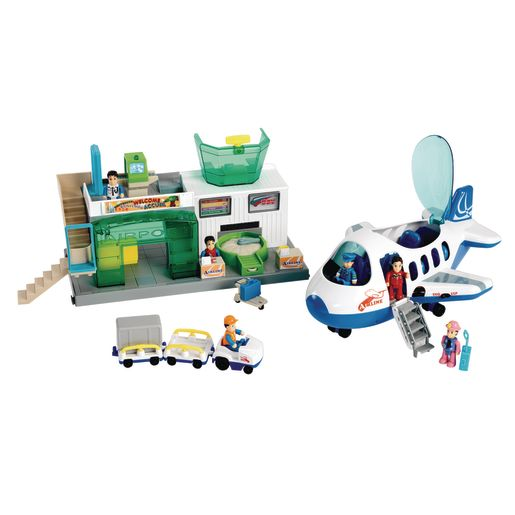 Image of Lights & Sound Airport Playset