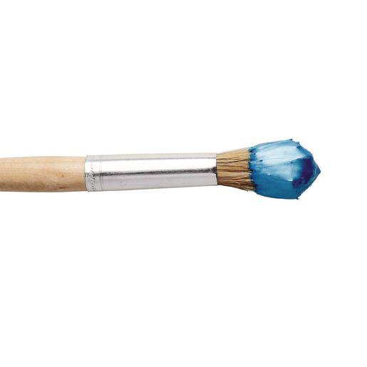 Colorations® Metallic Gel Paint, Blue - 16 oz.