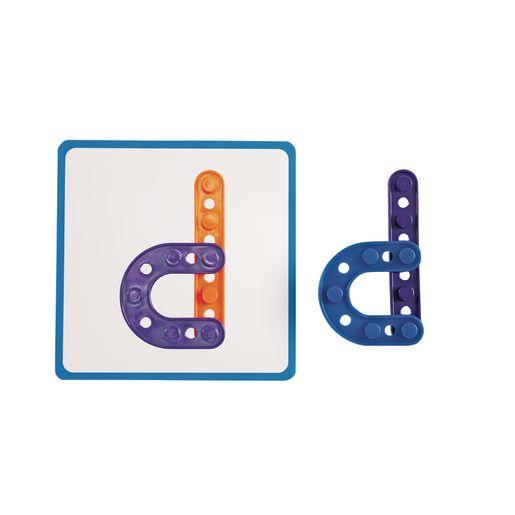 Excellerations® Alphabet Construction Activity