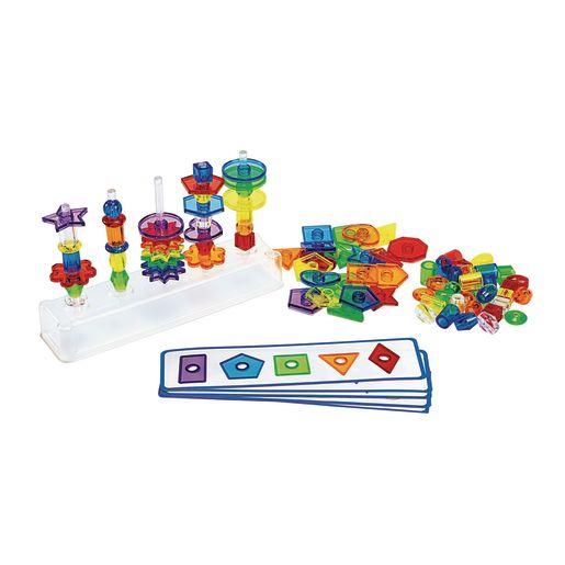 Excellerations® STEM Math Light Table Activity Set_5