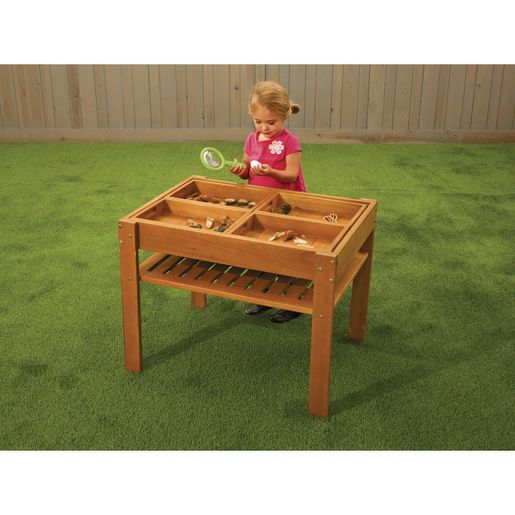 Image of Excellerations Outdoor Sorting Table with Lid