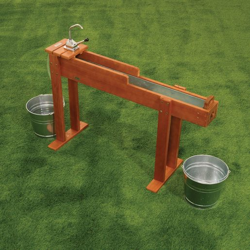 Image of Excellerations Outdoor Water Trough with Pump