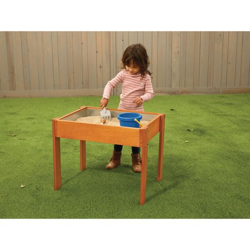 Excellerations Outdoor Toddler Sensory Table