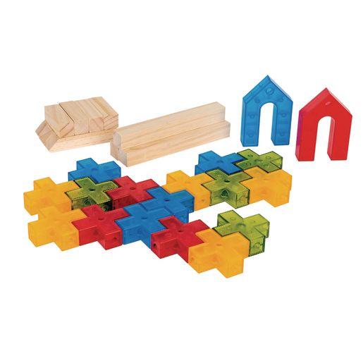Texo STEM Construction Set 100 Pieces