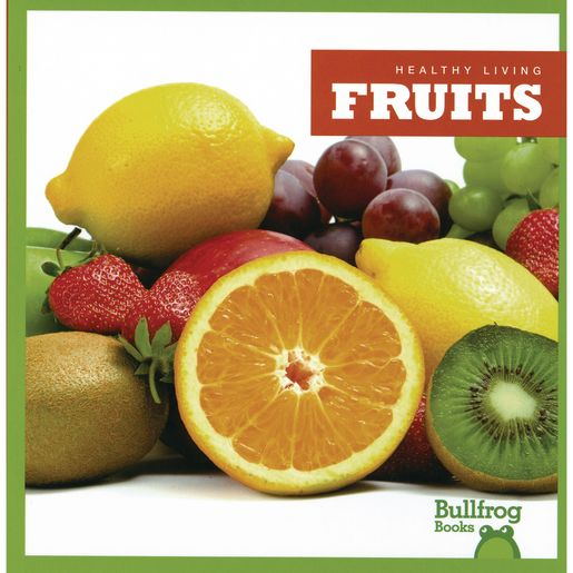 The Five Food Groups Book Set of 5