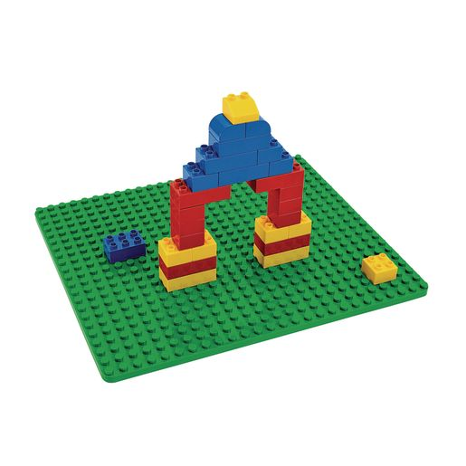 Image of Junior Building Bricks Baseplate