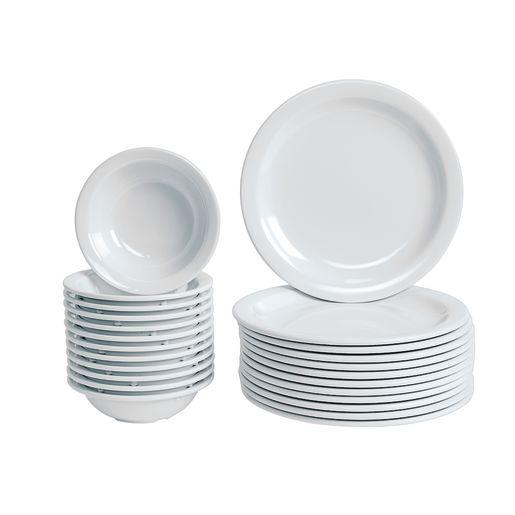 BPA-Free Snack Set 24 Pieces