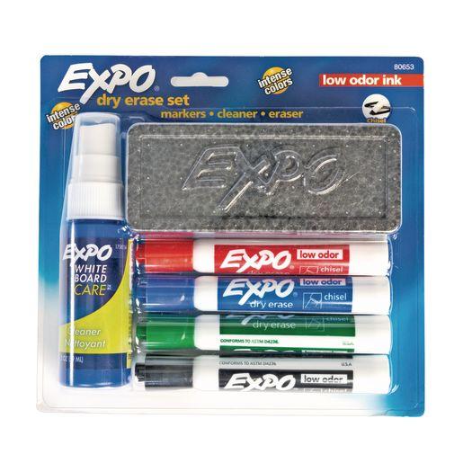 Expo® Dry-Erase Starter Set 6 Piece Set