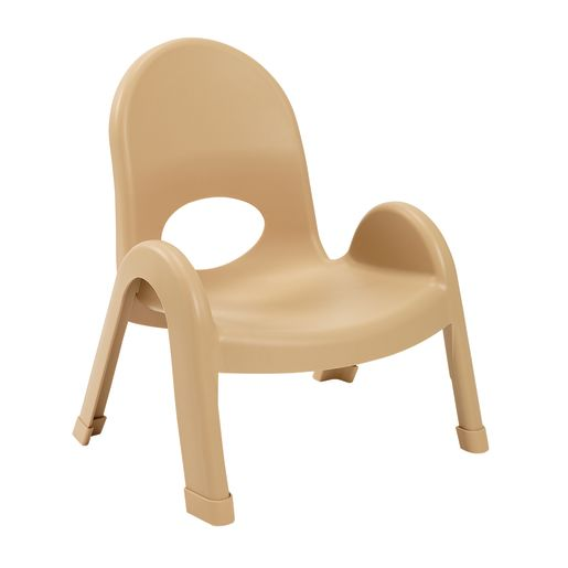 "Angeles® Value Stack™ Chair 7""H - Natural"