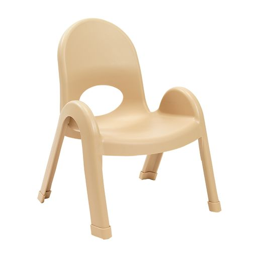 "Angeles® Value Stack™ Chair 9""H Natural"