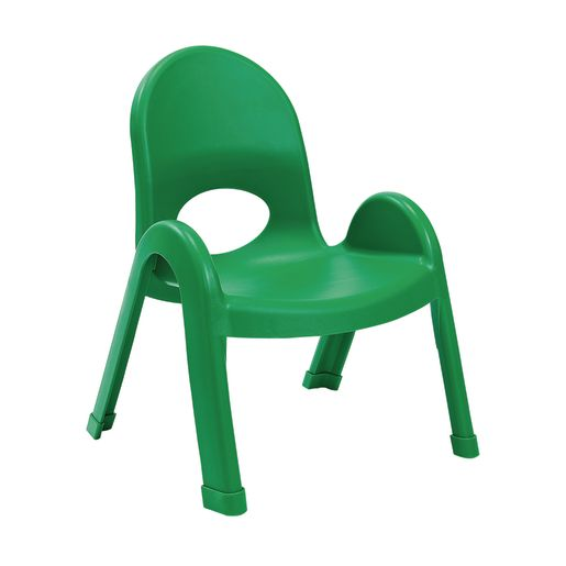 Image of Angeles Value Stack Chair 9H Green