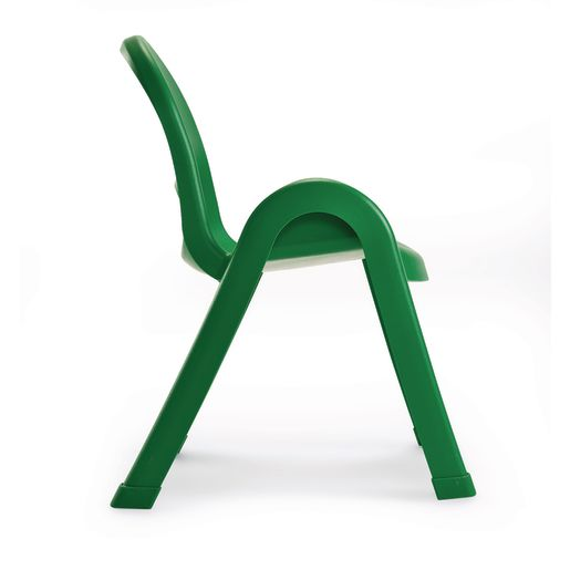 "Angeles® Value Stack™ Chair 11""H Green"