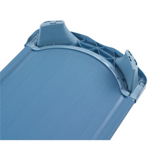Angeles® SpaceLine® Standard Cot - Set of 4 - Wedgewood Blue