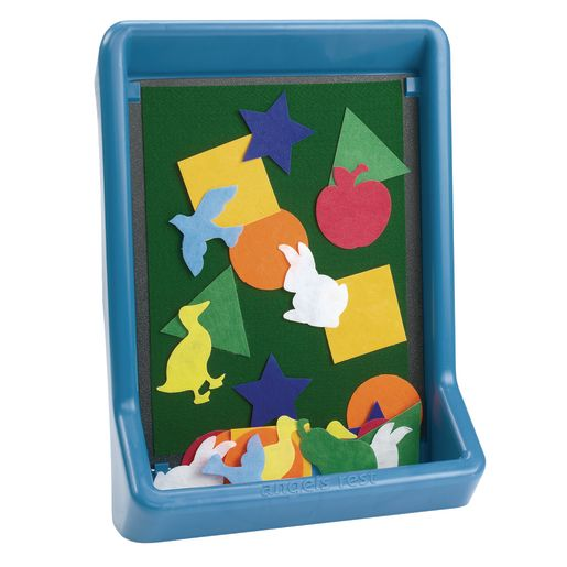 Angeles® Cot Activity Panels - Set of 4  in Teal Green