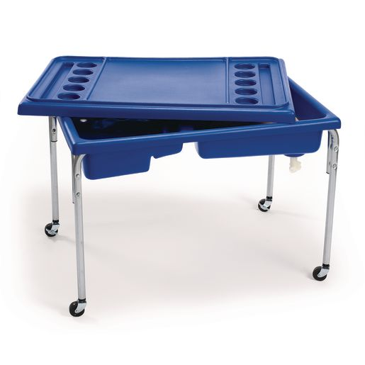 "Neptune Sand and Water Table with Lid - 24""H"