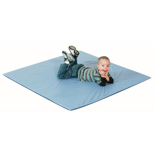 Two Tone Activity Mat - Blue