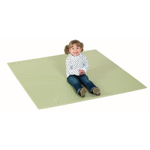 Image of Two-Tone Activity Mat - Fern/Sage Green