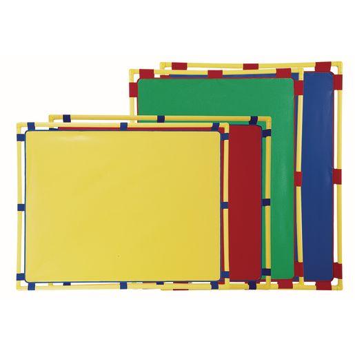 "Big Screen PlayPanel® 60"" x 48"" - Red"