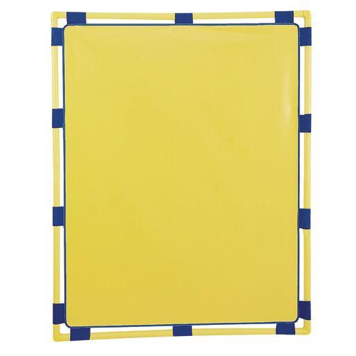"""Big Screen PlayPanel® 60"""" x 48"""" - Yellow"""