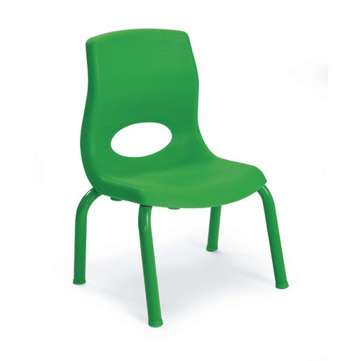 "Angeles® MyPosture™ Chair - 10""H Green"