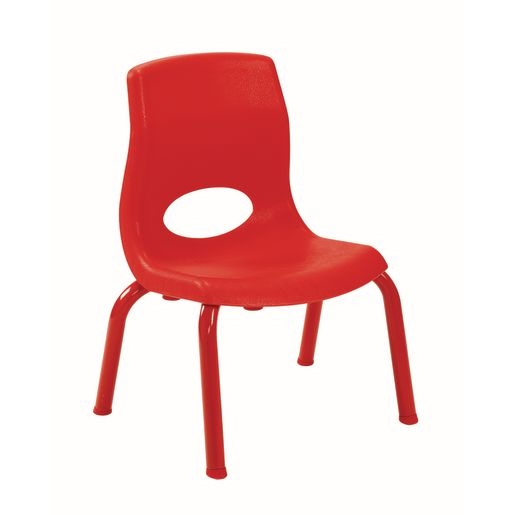 "Angeles® MyPosture™ Chair - 10""H Red"