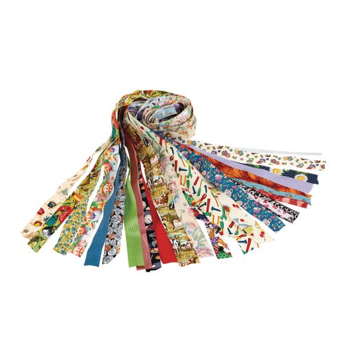 Image of Rainbow Ribbon Assortment - 25 yards