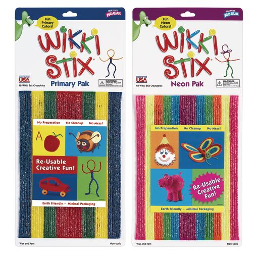 Wikki Stix® - 96 Pieces