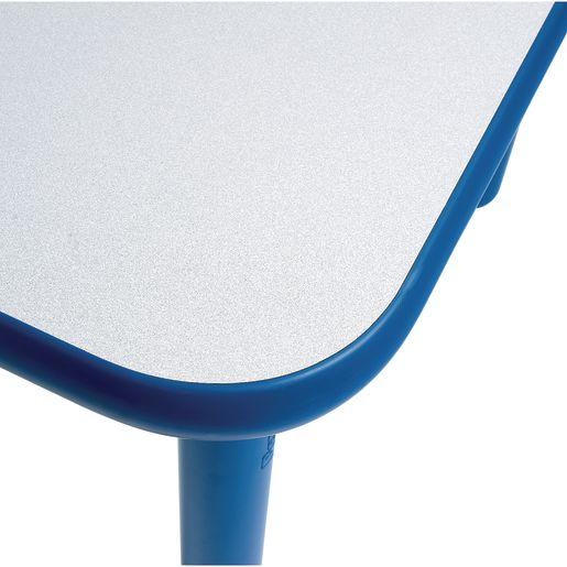 "30"" x 48"" Rectangle BaseLine® Table, 20""H - Royal Blue"