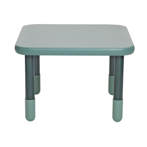 "30"" Square BaseLine® Table, 20""H - Teal Green"
