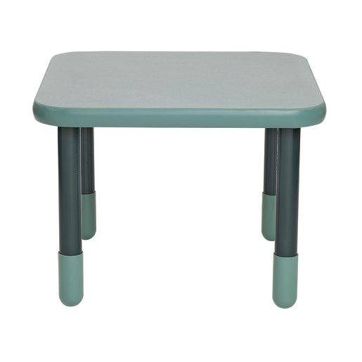 "30"" Square BaseLine® Table, 22""H - Teal Green"
